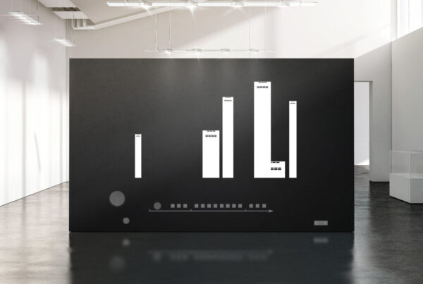 Jacek Doroszenko - Aesthetic Interface for Memory, audiovisual installation
